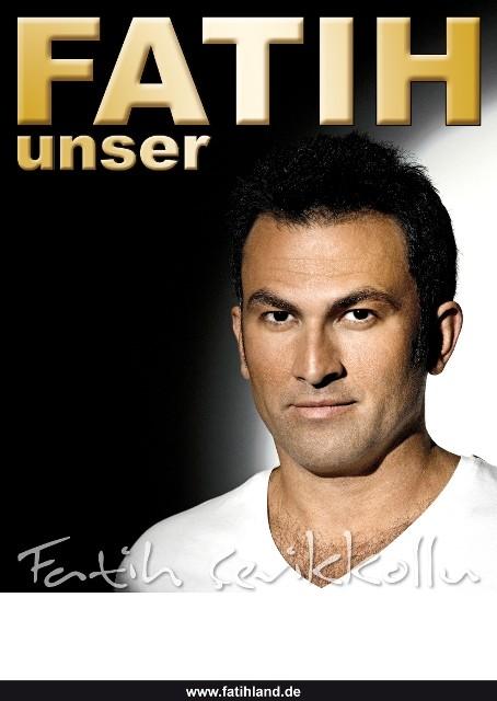 Kabarettist Fatih Cevikkollu kommt nach Krefeld